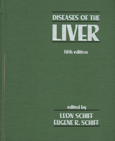 kuva: Diseases of the Liver - Fifth Edition (maksa)
