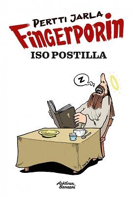 Jarla Pertti - Fingerporin iso Postilla