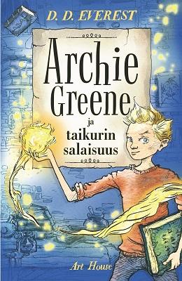 Everest D. D. - Archie Greene ja taikurin salaisuus