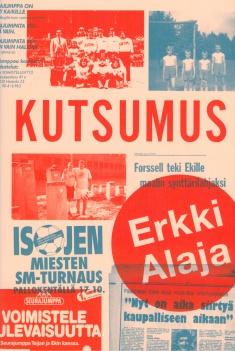 Alaja Erkki - Kutsumus