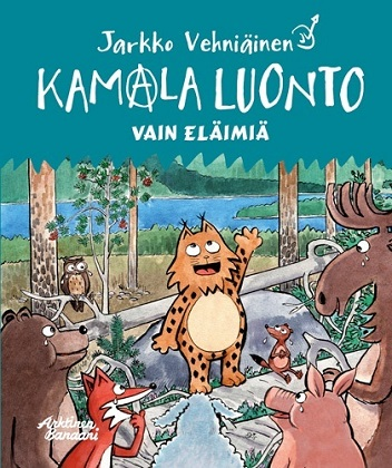Vehniäinen Jarkko - Kamala luonto - Vain eläimiä