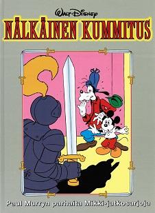 Murry Paul - Disney Walt - Nälkäinen kummitus - Paul Murryn parhaita Mikki-jatkosarjoja