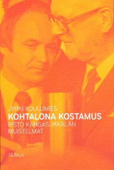 Kangas-Ikkala Risto - Koulumies Jyrki - Kohtalona Kostamus - Risto Kangas-Ikkalan muistelmat