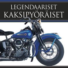 Vartiainen Juha - Legendaariset kaksipyöräiset
