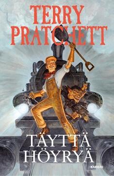 Pratchett Terry - Täyttä höyryä