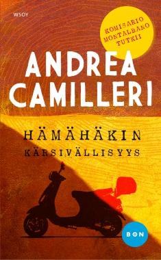 Camilleri Andrea - Hämähäkin kärsivällisyys