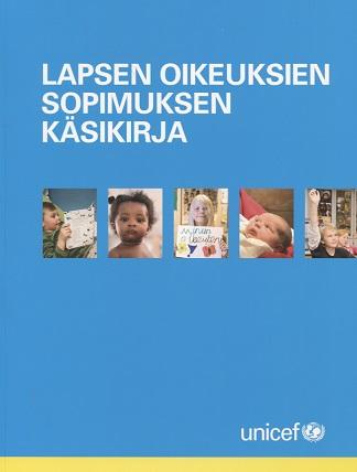 - Lapsen oikeuksien sopimuksen käsikirja