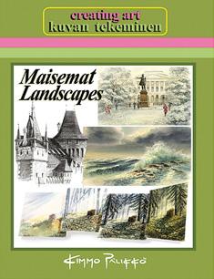 Pälikkö Kimmo - Creating Art - Kuvan tekeminen - Maisemat - Landscapes