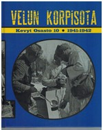 Velun korpisota - Kevyt osasto 10 1941-1942