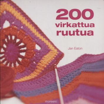 200 virkattua ruutua - Eaton Jan tuotekuva