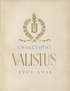 Osakeyhtiö Valistus 1901-1951