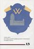 Viipurin suomalaisen kirjallisuusseuran toimitteita 13