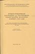 Historiallisia tutkimuksia LXXII - Pohjois-Pohjanmaan kauppiaiden ja talonpoikien väliset kauppa- ja luottosuhteet 1765-1809
