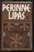 Perinne-Lipas 2 - Suomalaista ja inkeriläistä kansansoittoa