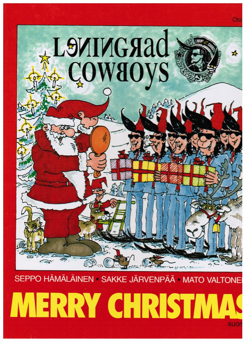 kuva: Leningrad Cowboys - Merry Christmas