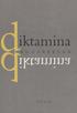 Diktamina
