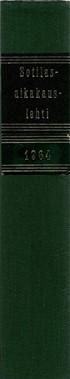 Sotilasaikakauslehti - 39. vuosikerta n:o 1-12/1964